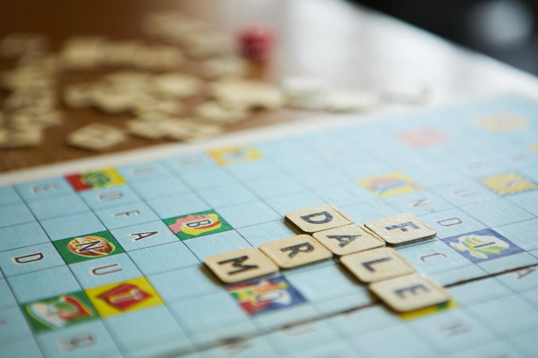 Dale Farm Scrabble