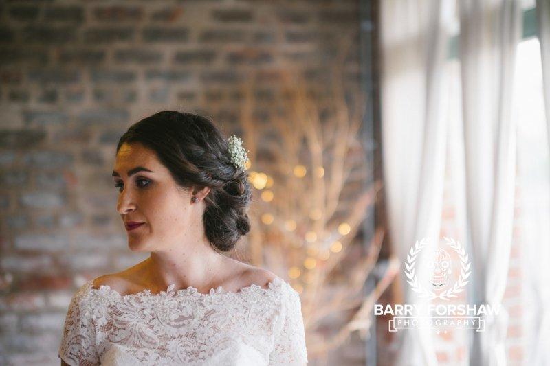 Katy & Tom Wedding Dale Farm, Yorkshire Wedding Photography by Barry Forshaw-0125