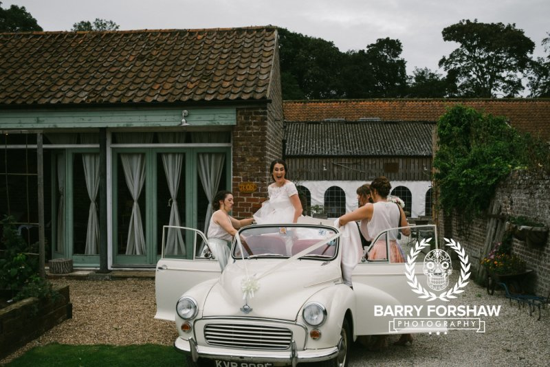 Katy & Tom Wedding Dale Farm, Yorkshire Wedding Photography by Barry Forshaw-0318