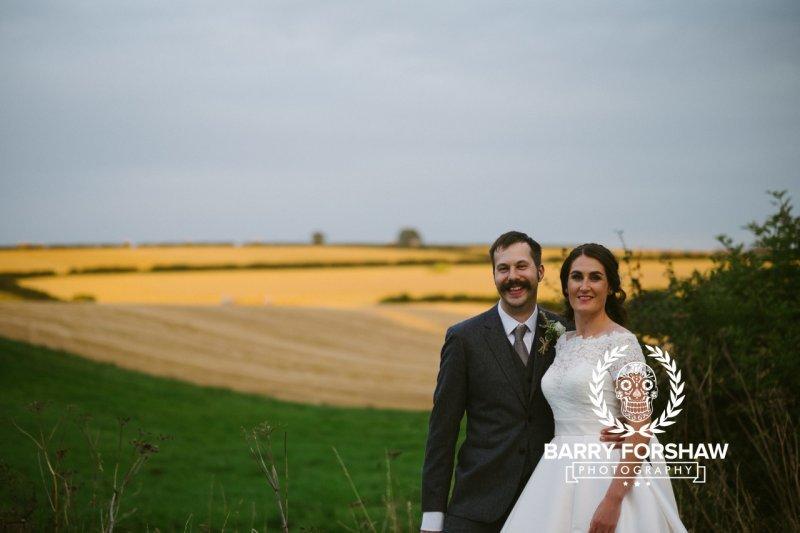 Katy & Tom Wedding Dale Farm, Yorkshire Wedding Photography by Barry Forshaw-0484