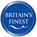 Britains Finest Logo