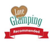 Love Glamping Logo