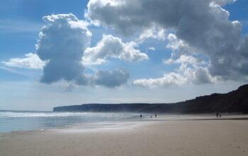 A sunny Beach and Sea