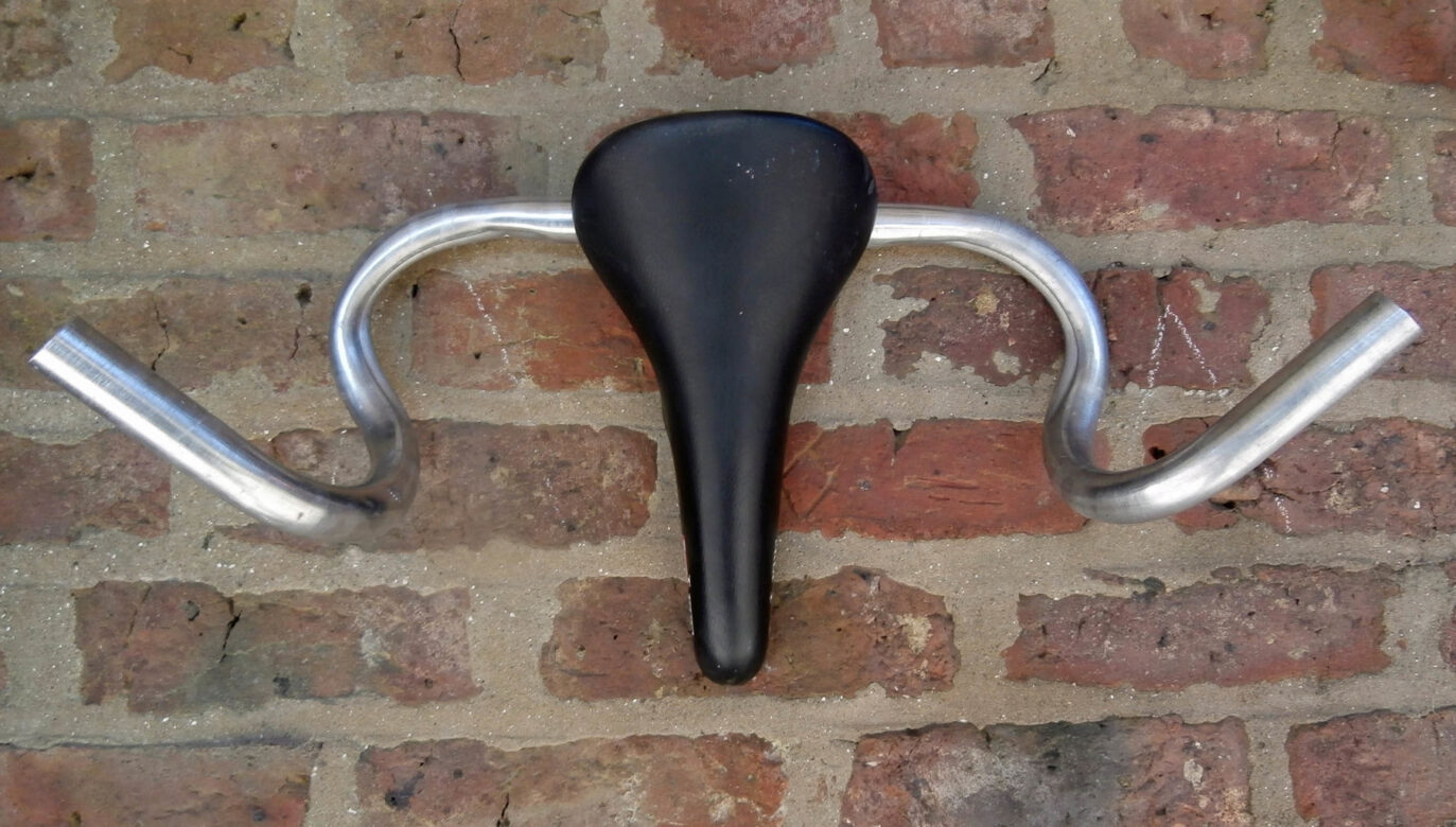 Bike seat and Handlebars
